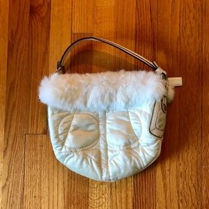 ❤️ White Coach Hobo With Dust Bag ❤️